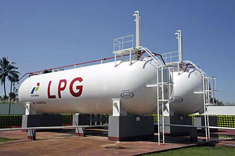 دانلود پاورپوینت گاز مایع (LPG)