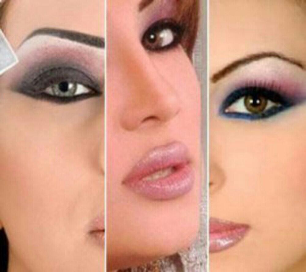 دانلود فیلم های آموزش آرایشگری و زیبایی صورت مخصوص بانوان