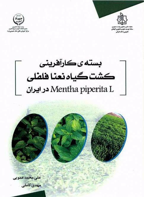 دانلود بسته کارآفرینی کشت گیاه نعنا فلفلی در ایران