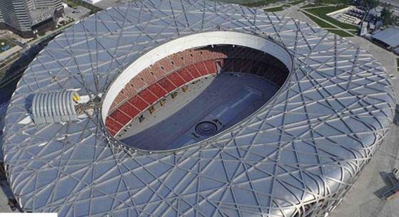 پاورپوینت استادیوم آشیانه پکن (33 اسلاید )