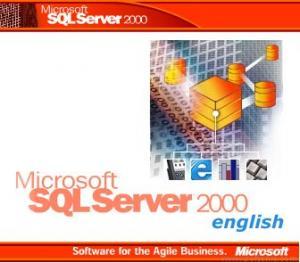 نرم افزار اس کیوال2000(sql2000)