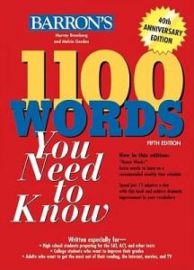دانلود جزوه کدینگ 1100 کلمه بارونز