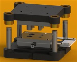 فروش گزارش کاراموزی- مهندسی مکانیک-طراحی و ساخت قالب های برش