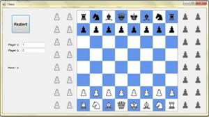 پروژه شطرنج با زبان #C