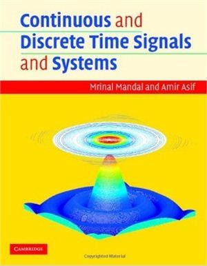 کتاب سیگنال ها و سیستم های زمان پیوسته و زمان گسسته