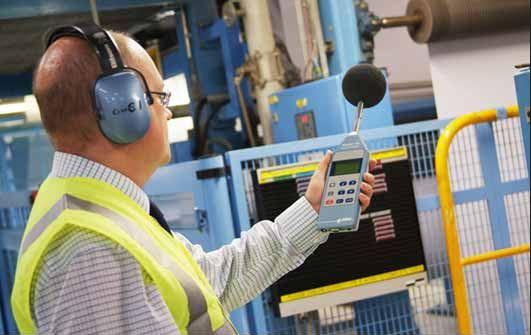 دانلود پاورپوینت وسائل اندازهگیری و روشهای بررسی صدا در محیط کار