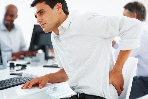 دانلود پاورپوینت کمر دردهای ناشی از کار
