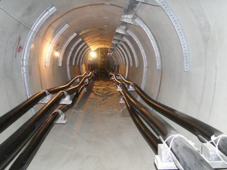 دانلود پاورپوینت تاسیسات و زیرساختهای شهری با موضوع تونل مشترک تاسیسات
