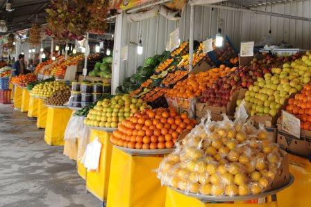 دانلود پاورپوینت تاسیسات و زیرساختهای شهری با موضوع میدانهای میوه و ترهبار