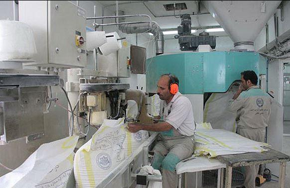 دانلود پروژه کارآموزی رشته بهداشت حرفهای در کارخانه آرد گندم