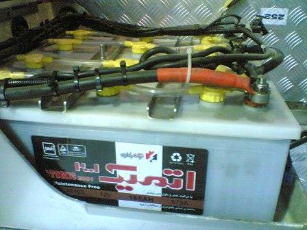 دانلود تحقیق اصول و نگهداری باتری در خودروهای آتشنشانی و بیسیمهای مرکزی