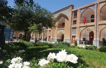 دانلود پروژه مرمت مدرسه عباسقلیخان شهر مشهد
