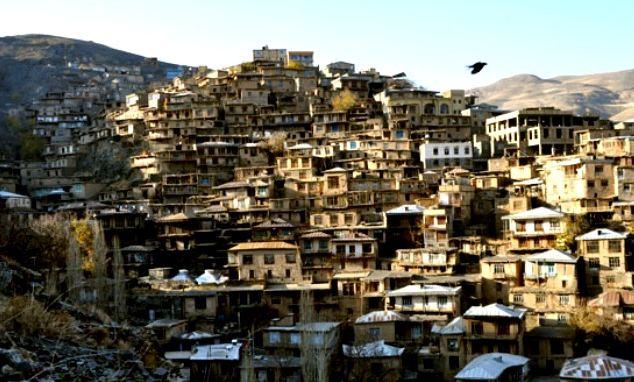 دانلود پروژه روستای کنگ شهرستان مشهد