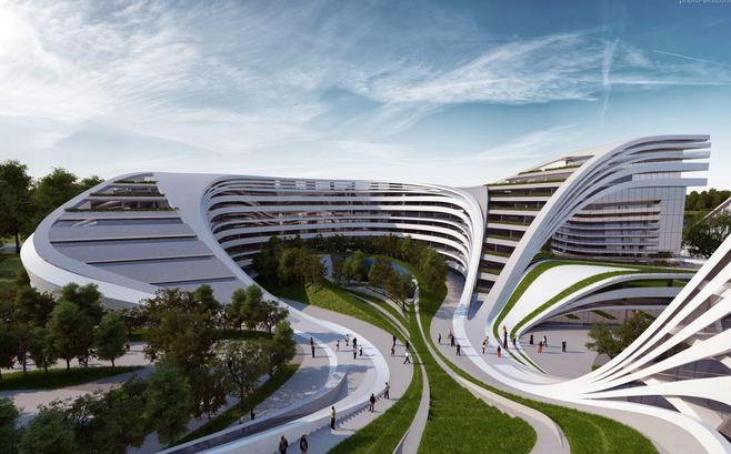 دانلود پروژه سمینار معماری با موضوع معماری دیکانستراکشن