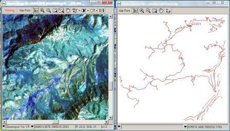دانلود جزوه استخراج نقشههاي کاربري اراضی از تصویر ماهوارهاي با استفاده از نرمافزار PCI Geomatica