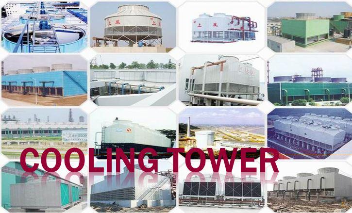 دانلود پاورپوینت برجهای خنککننده(Cooling Towers)