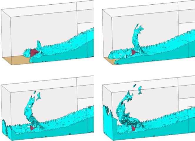 دانلود پاورپوینت آنالیز روش اجزاء محدود در مهندسی آب