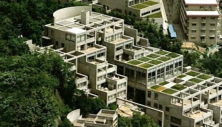 دانلود پاورپوینت تحلیل معماری خانه روکو از تادائو آندو