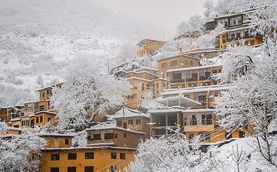 دانلود پاورپوینت اقلیم و معماری بومی مناطق کوهستانی
