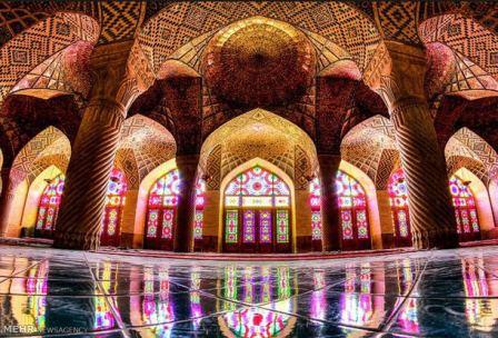 دانلود پاورپوینت معماری ایرانی اسلامی