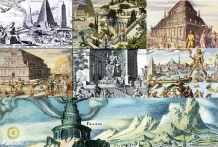 دانلود پاورپوینت آشنایی با عجایب هفتگانه قدیم جهان