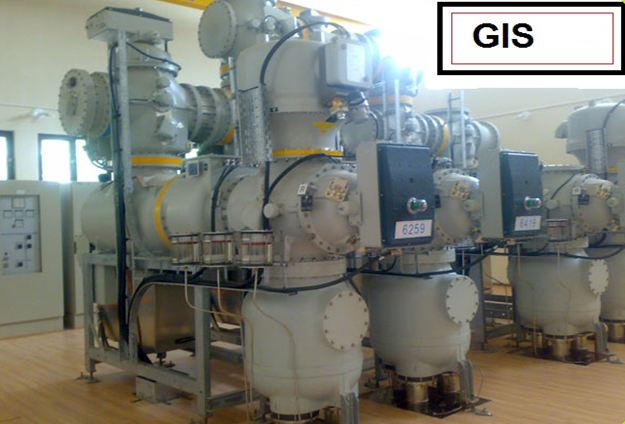 دانلود پاورپوینت پستهای گازی GIS