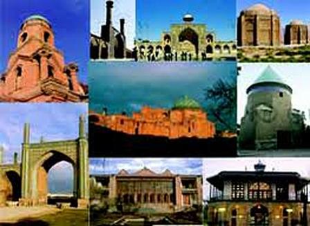 دانلود پاورپوینت آثار باستاني و تاريخي استان قزوين