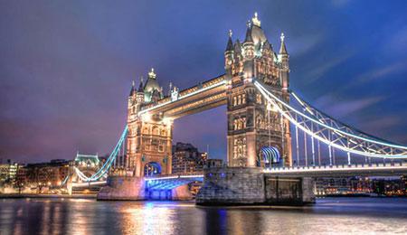 دانلود پاورپوینت جاذبههای گردشگری لندن