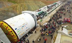 دانلود پاورپوینت دستگاههای حفر تونل(TBM)