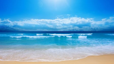 دانلود پاورپوینت اقیانوسها و دریاها