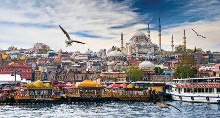 دانلود پاورپوینت گردشگری کشور ترکیه