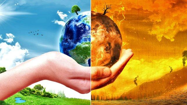 دانلود پاورپوینت پیامدهای تغییر اقلیم(گرمایش جهانی)