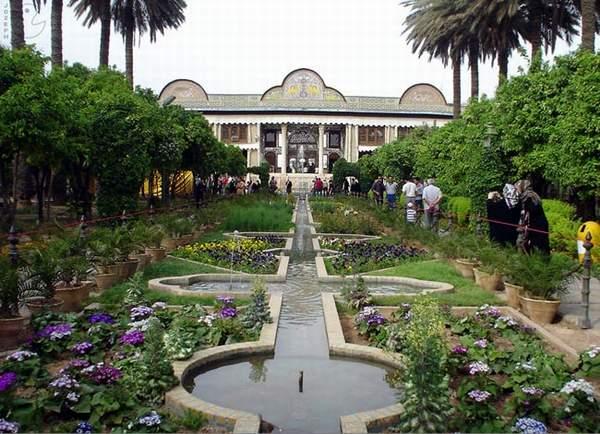 دانلود پاورپوینت باغهای ایرانی