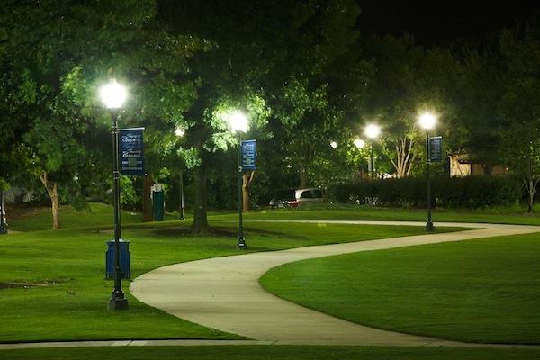 دانلود پروژه سمینار با موضوع انواع پارکها و نكات كليدی در روشنايی و نورپردازی آنها
