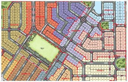 دانلود الگوی راهنمای تهیه طرحهای تفکیک اراضی