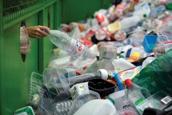 دانلود پاورپوینت بازیافت انواع زبالههای پلاستیکی