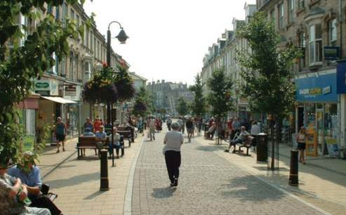 دانلود پاورپوینت بررسی منظر خیابان
