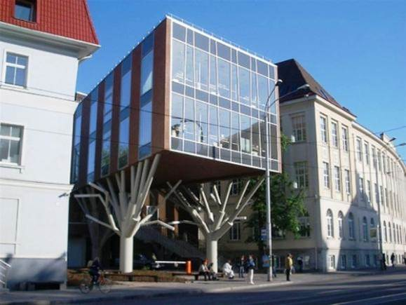 دانلود پاورپوینت مکان و فضا در معماری