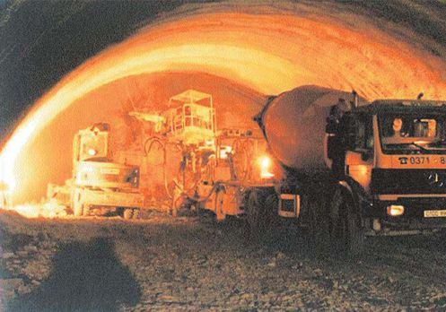 دانلود پاورپوینت ایمنی کاربردی تونل