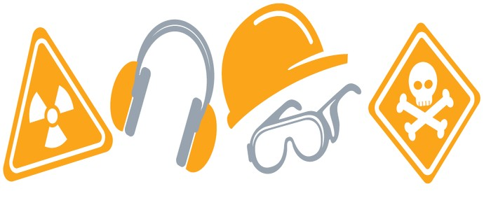 دانلود پاورپوینت شناسایی، ارزیابی و کنترل عوامل زیانآور محیط کار