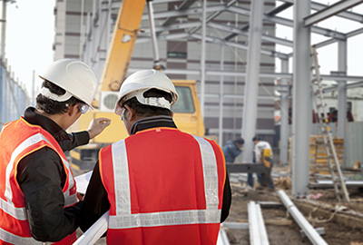دانلود پاورپوینت اصول ایمنی در کارگاههای ساختمانی