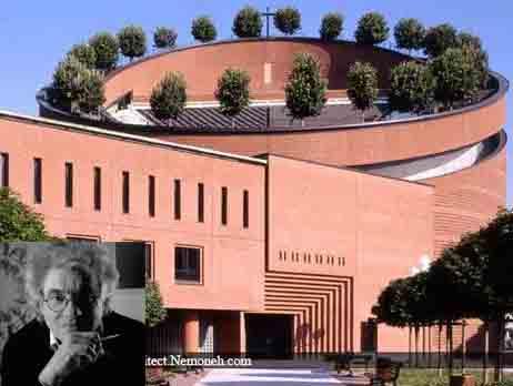 دانلود پاورپوینت بیوگرافی و معماری ماریو بوتا(Mario Botta)