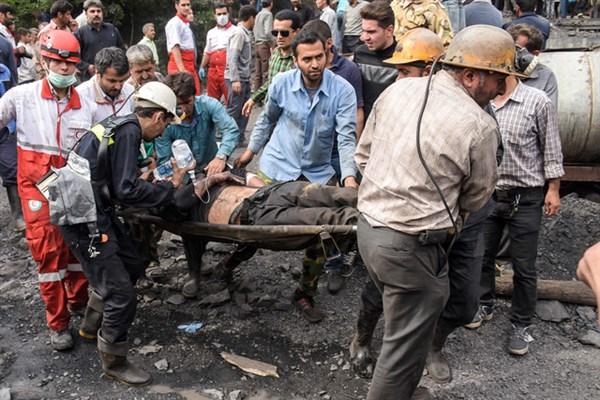 دانلود پاورپوینت عملیات امداد و نجات در معادن