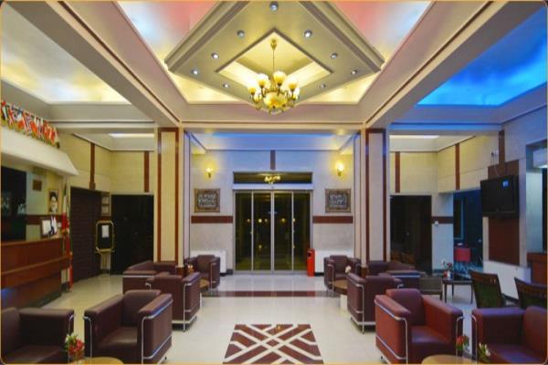 دانلود پاورپوینت طراحی معماری هتل