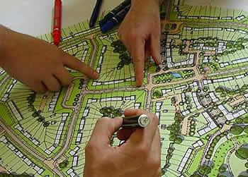 دانلود پاورپوینت شهرسازی مشارکتی