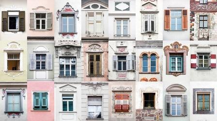دانلود پاورپوینت انواع درب و پنجره