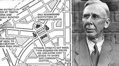 دانلود پاورپوینت سیر اندیشههای شهرسازی با موضوع کلرنس آرتور پری(Clarence Perry)