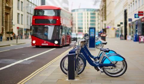 دانلود پاورپوینت مدیریت و برنامهریزی شهری لندن