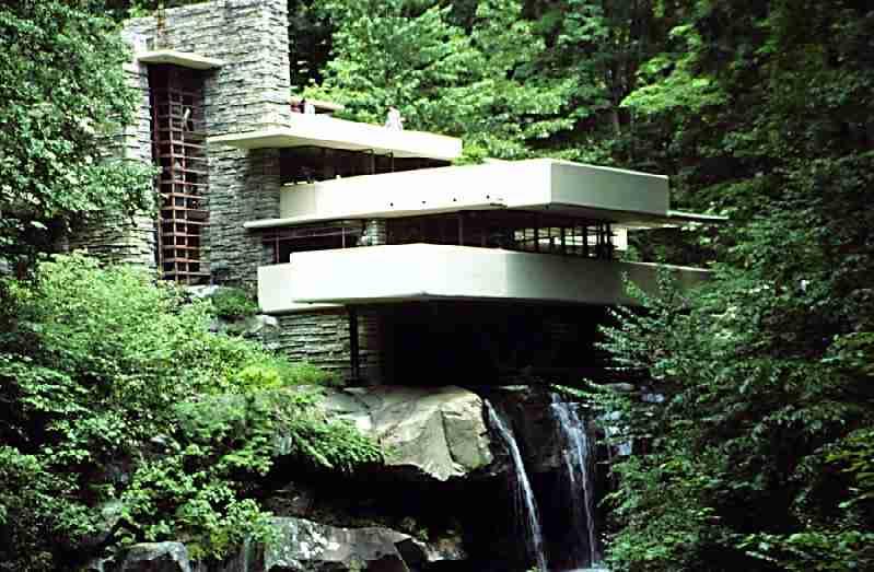 دانلود پاورپوینت معماری ارگانیک(Organic architecture)
