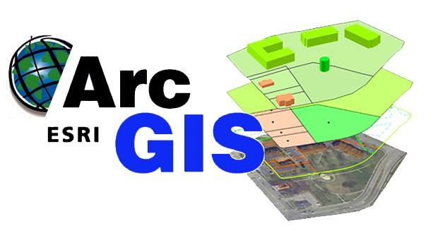 دانلود پاورپوینت نرم افزار ArcGIS